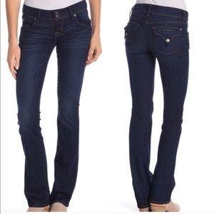 Hudson Beth baby boot cut dark wash jeans